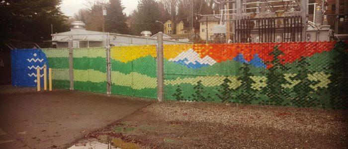 PSE Station Mosaic